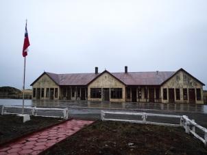 Le village historique de San Gregorio constitue l'une des tentatives d'implantation échouée des colons.