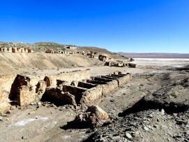 Ancienne mine de Inca Huasi, exploitée depuis l'époque pré-inca