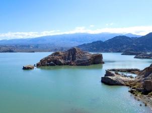 Lac artificiel la Cuenta del Viento