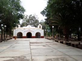 Chapelle de Nuestra Señora de la Merced où a lieu un pélerinage tous les ans