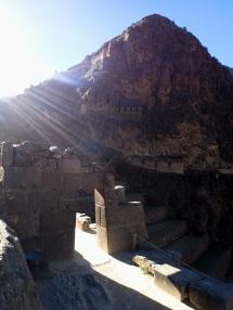 Le site archéologique du Temple du Soleil