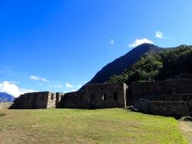 La place supérieure avec le temple Hanan