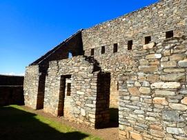 L'un des maisons populaires qui ont conservé leurs impressionnants pignons