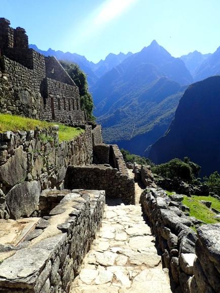 La ville inca du Machu Picchu est un lieu de communion entre l'Homme et la Nature
