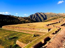 Terrasses agricoles de Chinchero