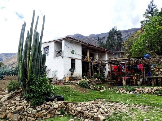 Le charmant Refugio de Chana a Cashapampa